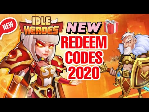 Idle Heroes Redeem Codes 2020 - Gift Codes for Idle Heroes ...