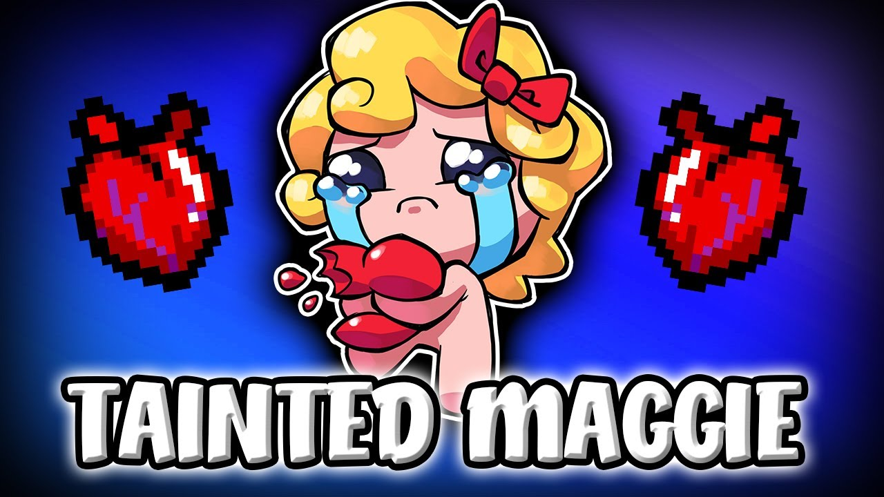 Best Tainted Maggie Build?