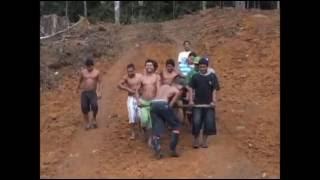 Поиск и разведка золота в Гаяне. Южная Америка