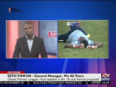 Ghana Premiere League - The Pulse Sports on Joy News (30-11-16)