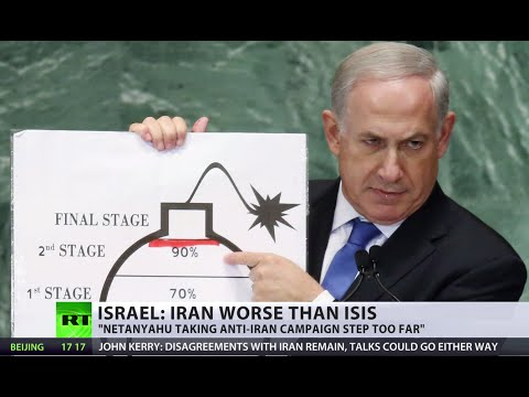 'Iran nuclear program worse than ISIS threat' - Netanyahu