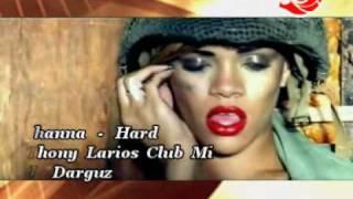 Rihanna - Hard  ( Thony Larios Club Mix ) By  VJ Darguz.