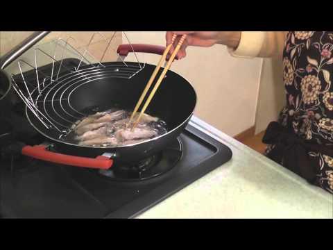 Fried Chicken in Nagoya style-名古屋めし3、手羽先唐揚げ