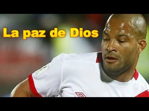 Alberto Rodriguez  La paz de Dios  Seleccion Peruana