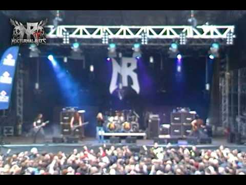 Nocturnal Rites - The Iron Force (Live at Nordic Rock 2010)