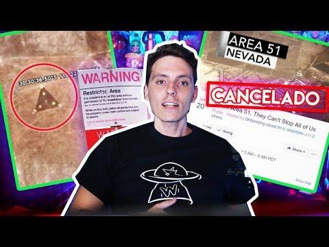 Se CANCELA evento del Area 51-Wefere NEWS