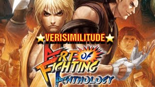 LETS PLAY RETRO: SNK: ART OF FIGHTING ANTHOLOGY