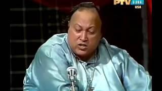 Gham Hai Ya Khushi Hai Tu, Meri Zindagi Hai Tu - Nusrat Fateh Ali Khan