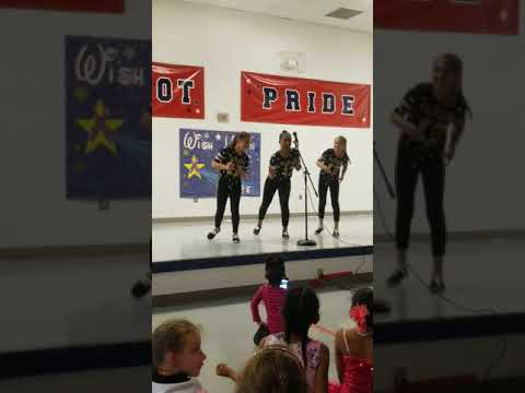 Talent Show at Bill Arp Elementary School 2018