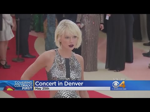 Taylor Swift Will Perform At Mile High Stadium