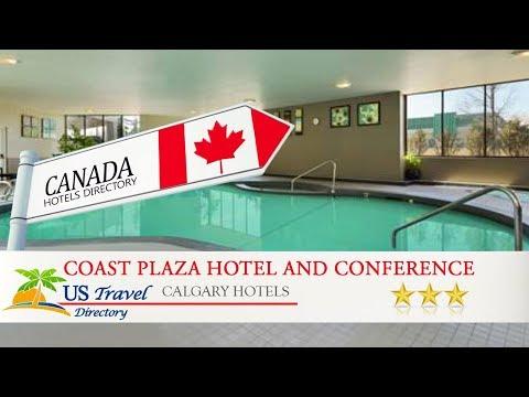 Coast Plaza Hotel and Conference Center - Calgary Hotels, Canada