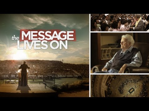 The Message Lives On | Billy Graham TV Special