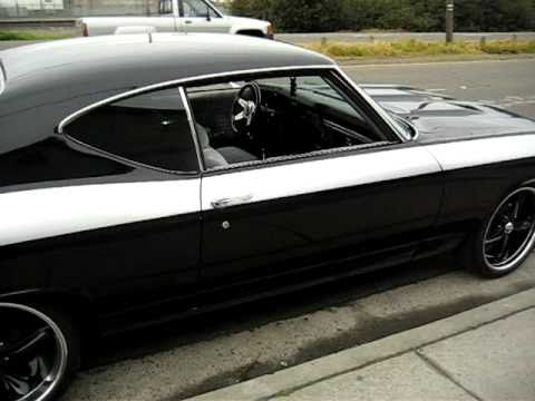 1969 Chevy Chevelle Youtube