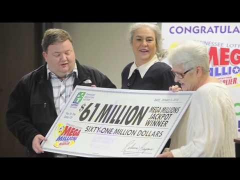 $61 million lottery winners