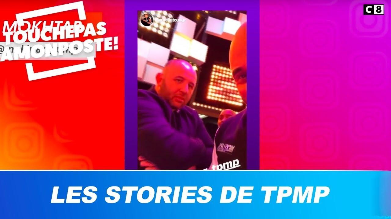 Les stories TPMP : Touche pas à mon Kendji !