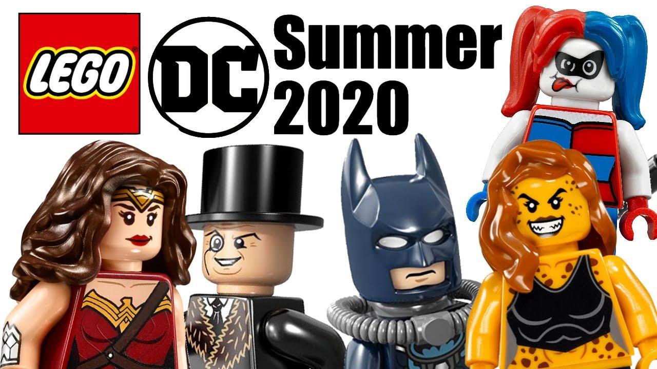 Lego Dc 2020 Summer Sets List Big Ol Meh Youtube