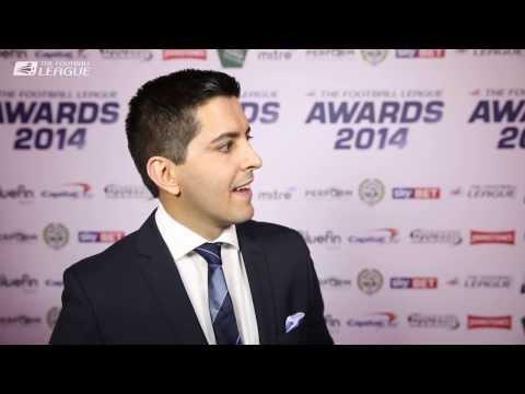 Manish Bhasin | The Football League Awards 2014