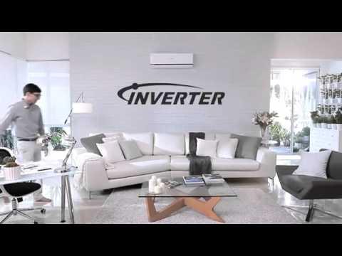 Panasonic luft til luft varmepumpe MH Klimateknik ApS
