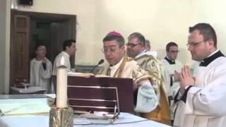 Possesso Canonico di Padre Giovangiuseppe