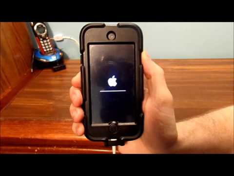HOW TO UPDATE YOUR IPOD TOUCH