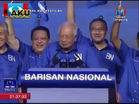 Kaedah Najib bodohkan rakyat dgn GST duit RAKYAT