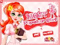 Most Popular Girl- Online Dress Up Fashion Games for Girls Teens