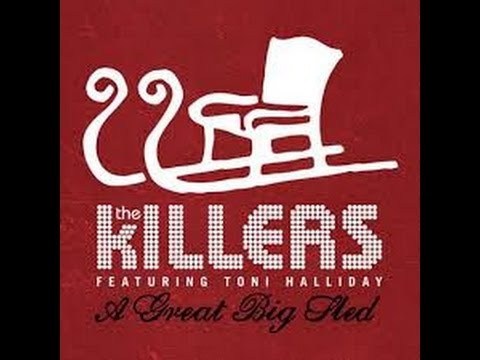 THE KILLERS - A GREAT BIG SLED (SUB. INGLES/ESPAÑOL)