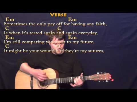 Immortals (Fall Out Boy) Strum Guitar Cover Lesson with Chords/Lyrics Capo 2nd
