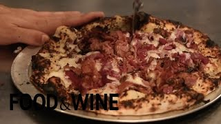 Katz's Deli Pastrami Pizza From Speedy Romero | Hungry Yet? | Food & Wine