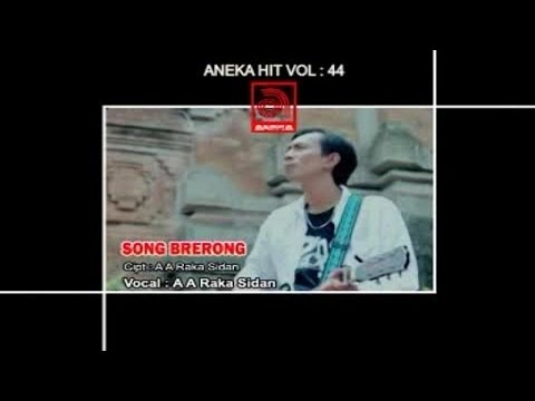 A. A. Raka Sidan - Song Brerong [OFFICIAL VIDEO]