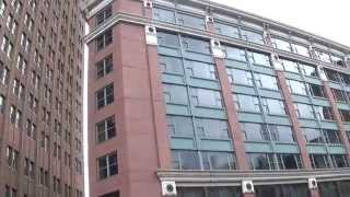 The Tribeca Grand -- a video tour and a view of the neighborhood
