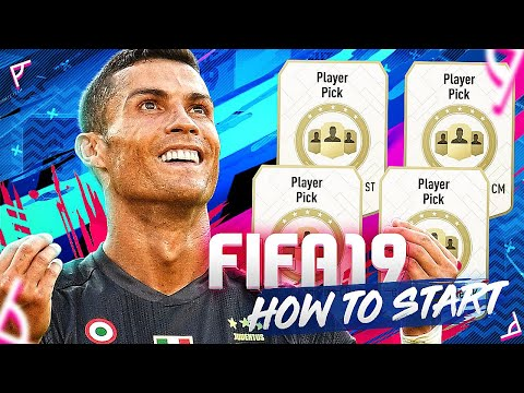 THE BEST WAY TO GET STARTED!! - FIFA 19 ULTIMATE TEAM