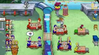 Diner Dash: Seasonal Snack Pack - Coral Cove Cafe Level 3