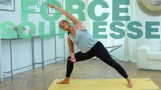 30 min de Yoga – Force et souplesse