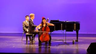 Cellist Nana Ou-yang 歐陽娜娜plays David Popper's Concert Polonaise, Op. 14 Nana Ou-yang 歐陽娜娜, cello Micah McLaurin, piano To learn more about our ...