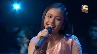 Ye dil tum bin kahin lgta ni||Best performance  by Neelanjna Ray|| Indion Idol 10||