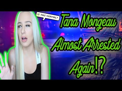 Thumbnail: Tana Mongeau Fans Call The Cops ON HER!