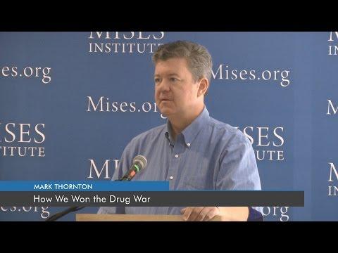 How We Won the Drug War | Mark Thornton