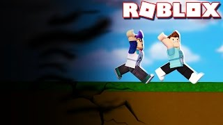 Roblox Adventures - RUN FROM THE DARKNESS IN ROBLOX! (Shadows)