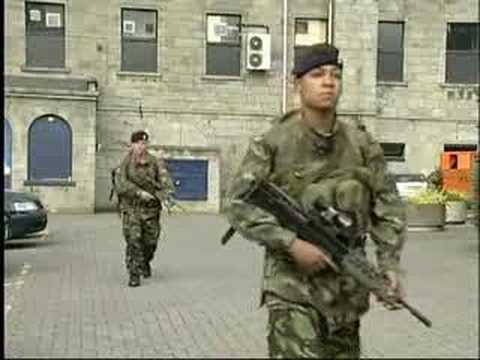 c6885a3b9e Operation Banner in Northern Ireland Comes to an End - YouTube