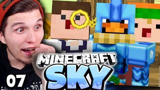 NEUE MAGISCHE MANA RÜSTUNG! ✪ Minecraft Sky #07   Paluten
