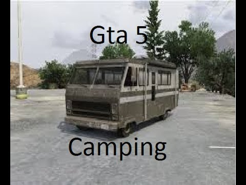 Camping in the gta