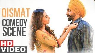 Qismat| Comedy Scene 4 | Ammy Virk | Sargun Mehta | Speed Records