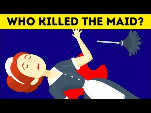 THE ULTIMATE CRIME RIDDLES CHALLENGE. Can You Get A Perfect Score?