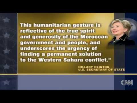 Activist returns to W. Sahara.