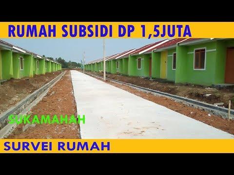 Survei Rumah Subsidi DP 1,5Juta 2018 Cikarang Bekasi SUKAMANAH RESIDENCE