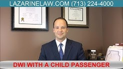 Will I Go To Jail For DUI Child Endangerment? DWI With Child, Texas