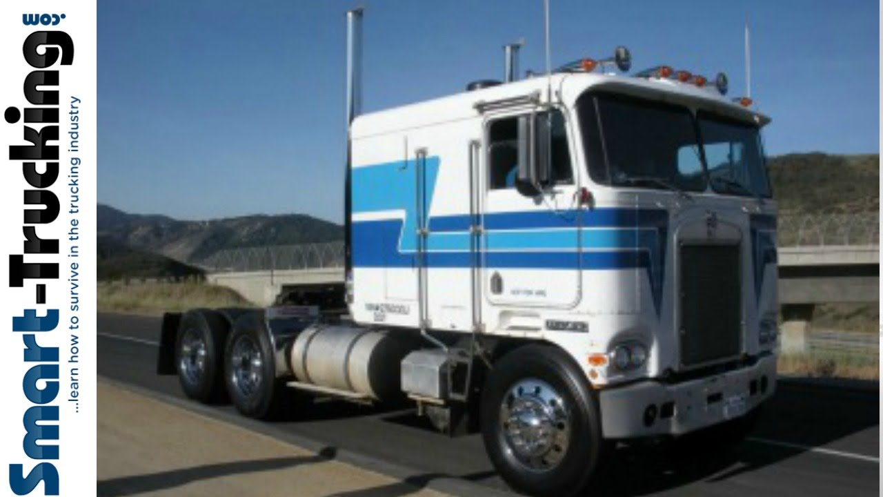 Freightliner Classic For Sale By Owner >> Cabover Semi Trucks 4 Sale