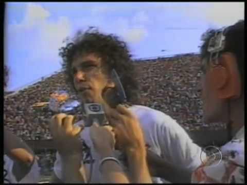 Casagrande, ídolo na Caldense em 1981