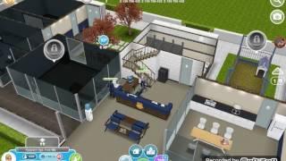 Как пройти квест обучение профессии в игре sims FreePley